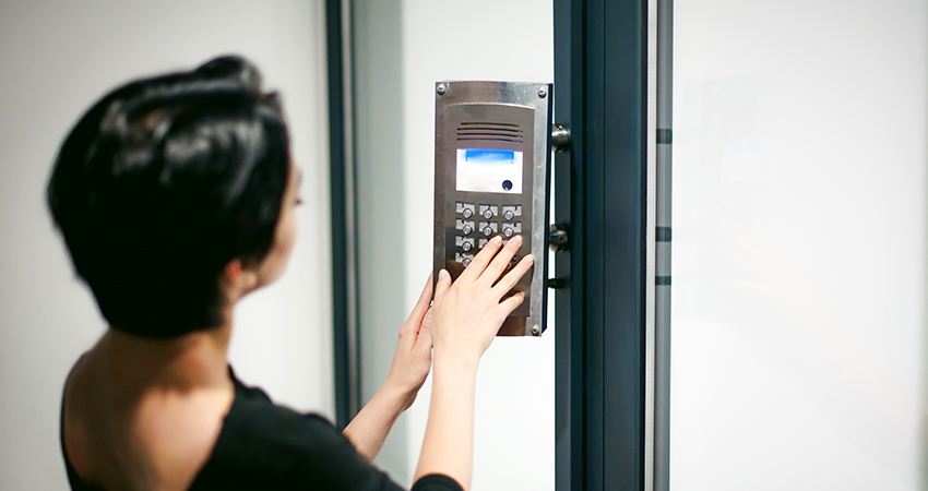 Access Control and Different Security Systems